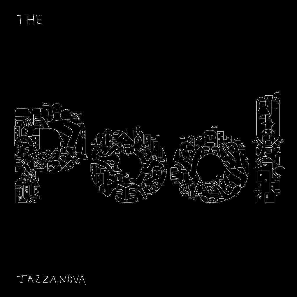 """Für den 29.06.2018 kündigen Jazzanova ihr neues Album """"The Pool"""" auf Sonar Kollektiv / !K7 an"""