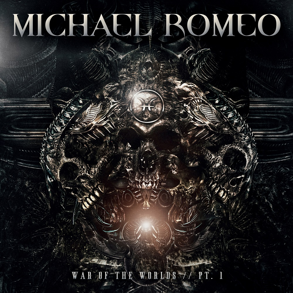Michael Romeo – War of the Worlds / Pt. 1 - Release Date: 27.07.2018 - Available Formats CD, 2LP+MP3, and Digital.