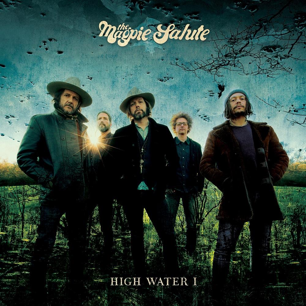 The Magpie Salute - Debüt Studioalbum am 10. August via Provogue/ Mascot Label Group!