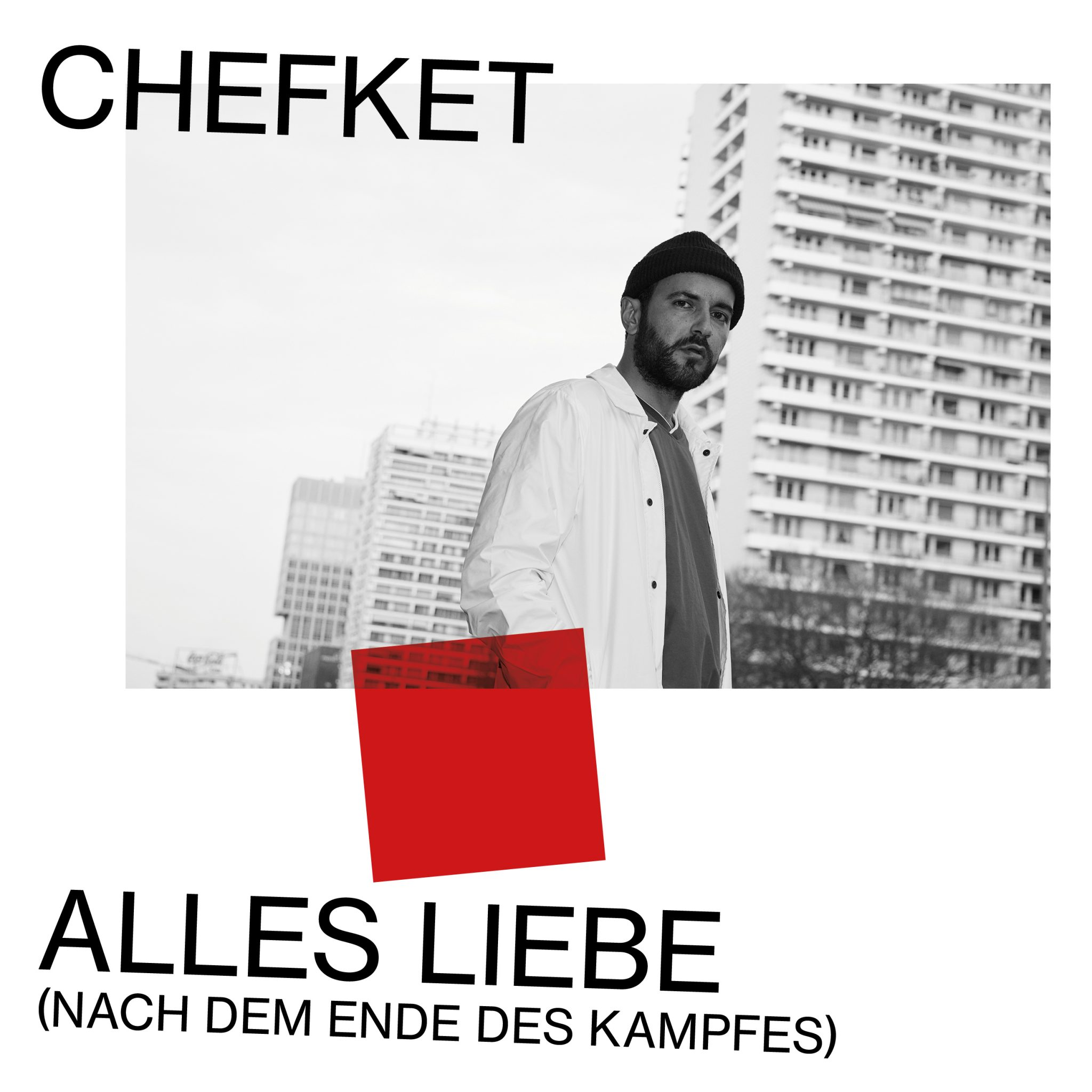 "Chefket ""Alles Liebe (Nach dem Ende des Kampfes)"" | Haiangriff"