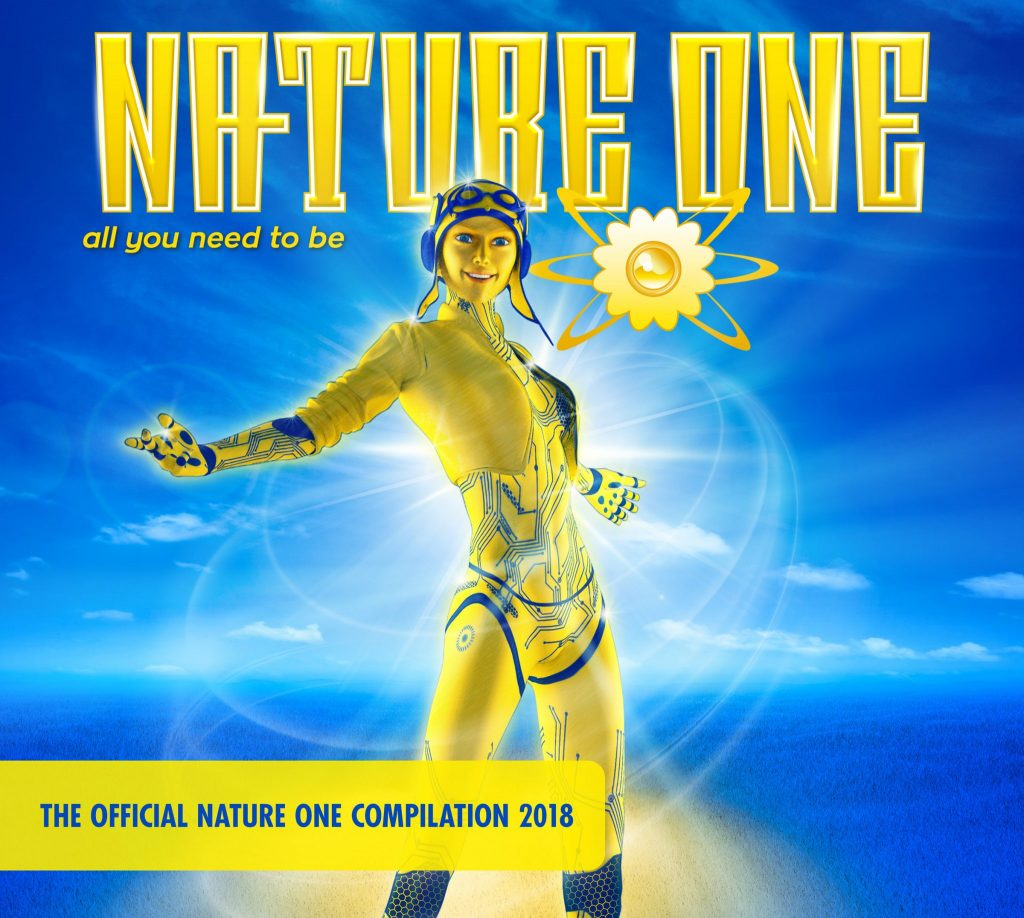 NATURE ONE – all you need to be - The Official Nature One Compilation 2018