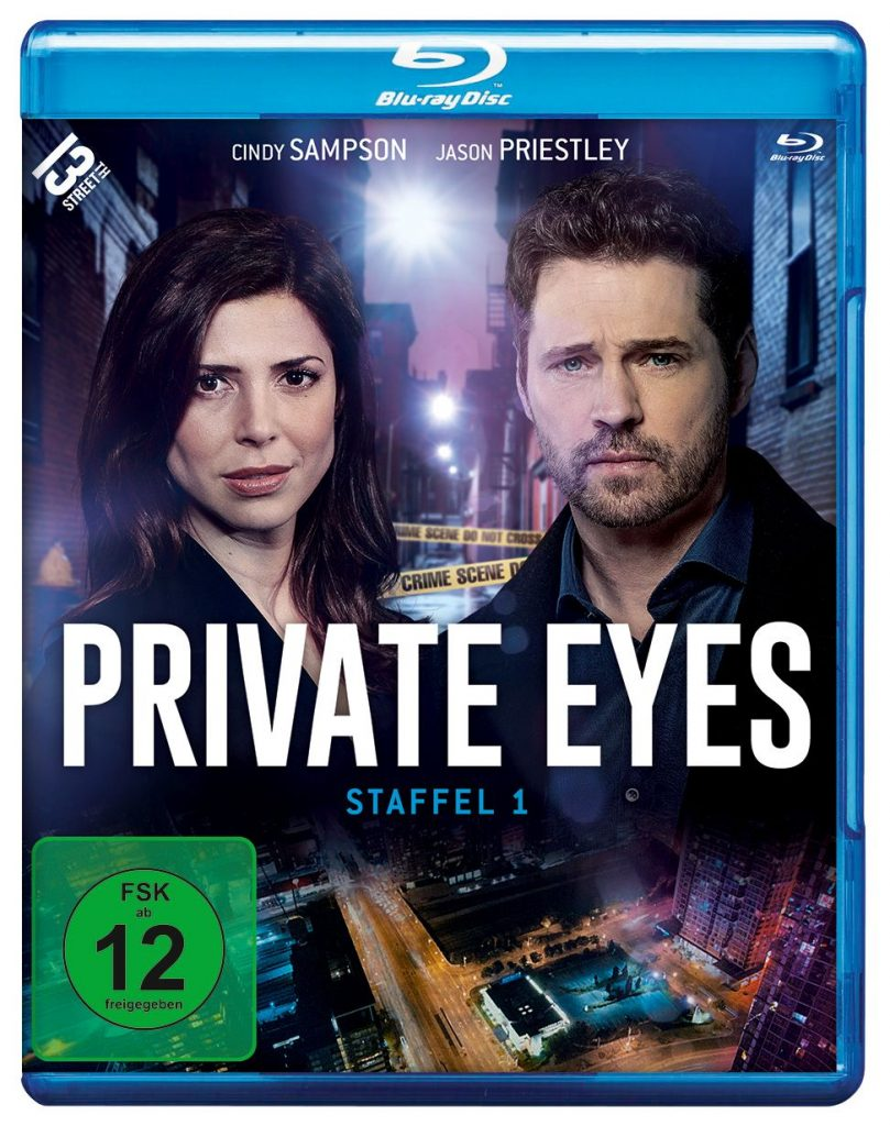 Private Eyes - Staffel 1