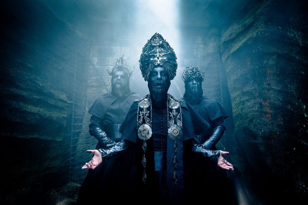 Behemoth - Credits: Grzegorz Gołębiowski