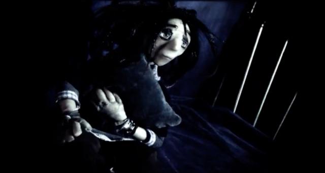 VIDEO // LUCA D´ALBERTO - THE TRUTH ABOUT US ( 24.09.18 ) animiertes Video der polnischen Filmemacherin Balbina Bruszewska