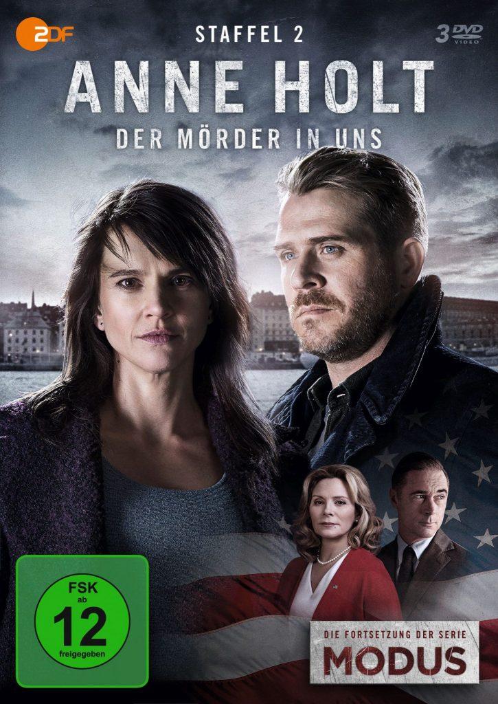 """Anne Holt """"Der Mörder in uns"""" Staffel 2"""