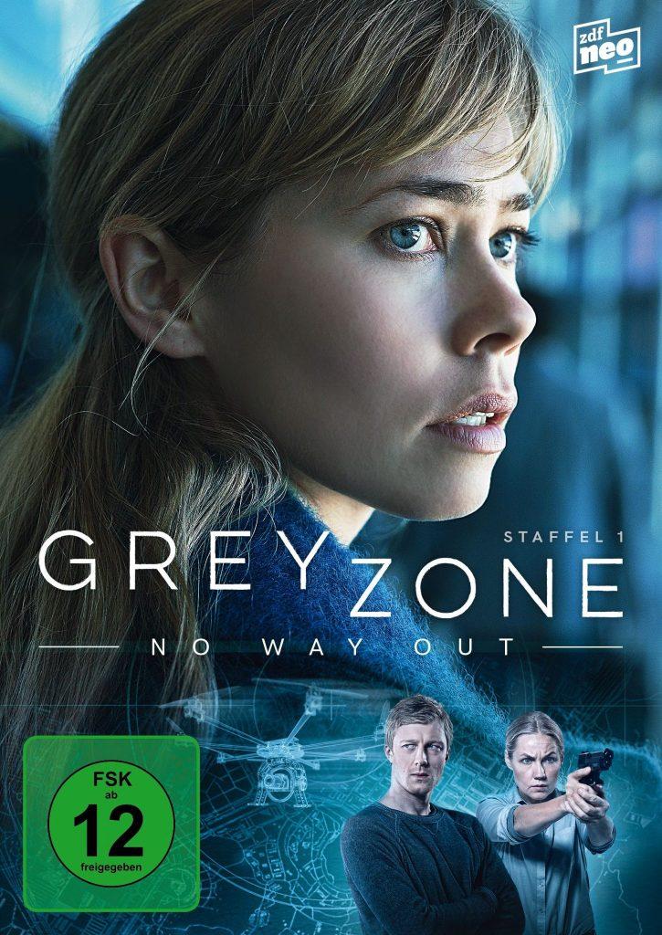 Packender Nordic Noir-Thriller: 1. Staffel des brisanten Terroristen-Thrillers aus Skandinavien Greyzone - No Way Out (OT: Gråzon)  (3 DVDs; VÖ: 12.10.2018; Edel:Motion)