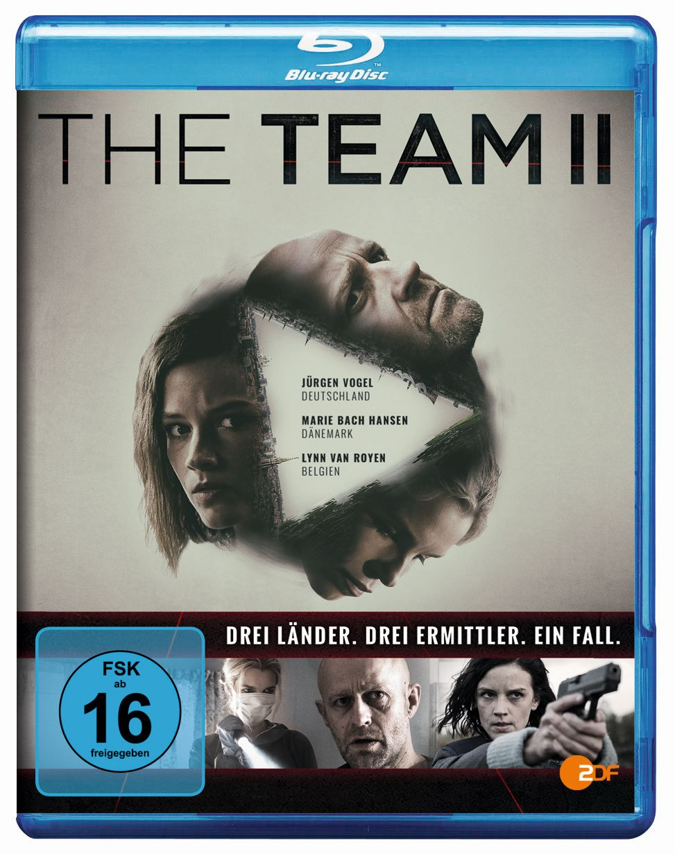 The Team – 2. Staffel