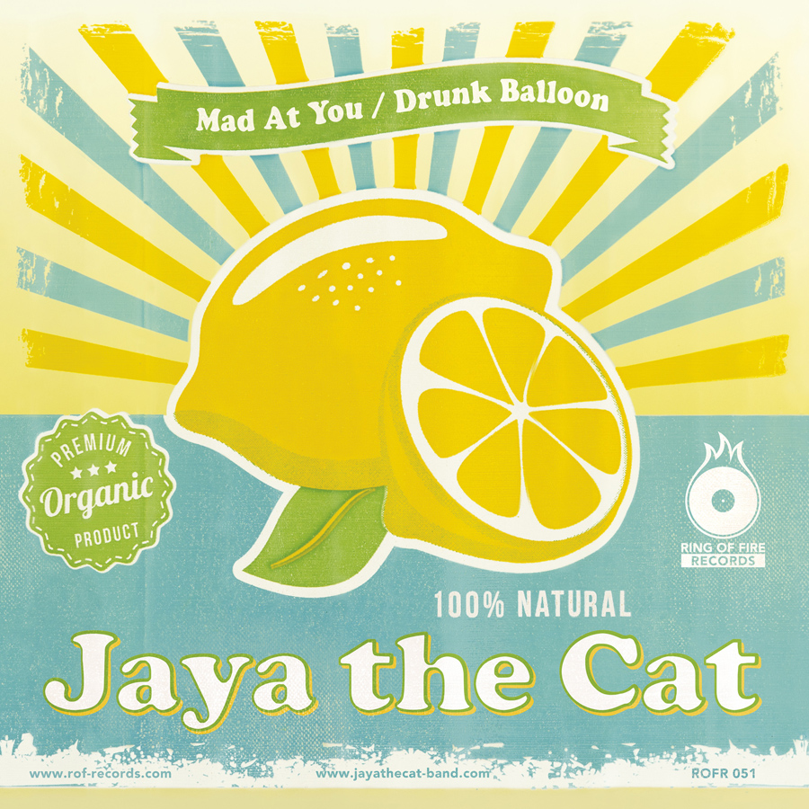 Jaya The Cat und MACSAT - Split EP