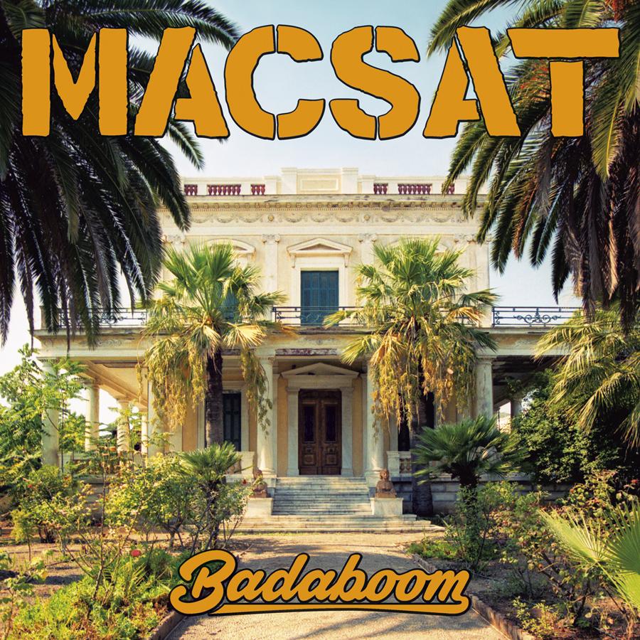 """MACSAT """"Badaboom"""""""