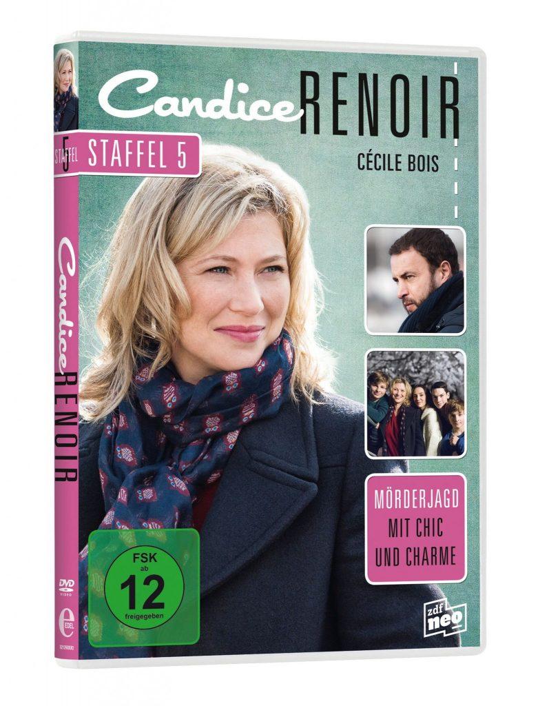 Candice Renoir - Staffel 5 DVD