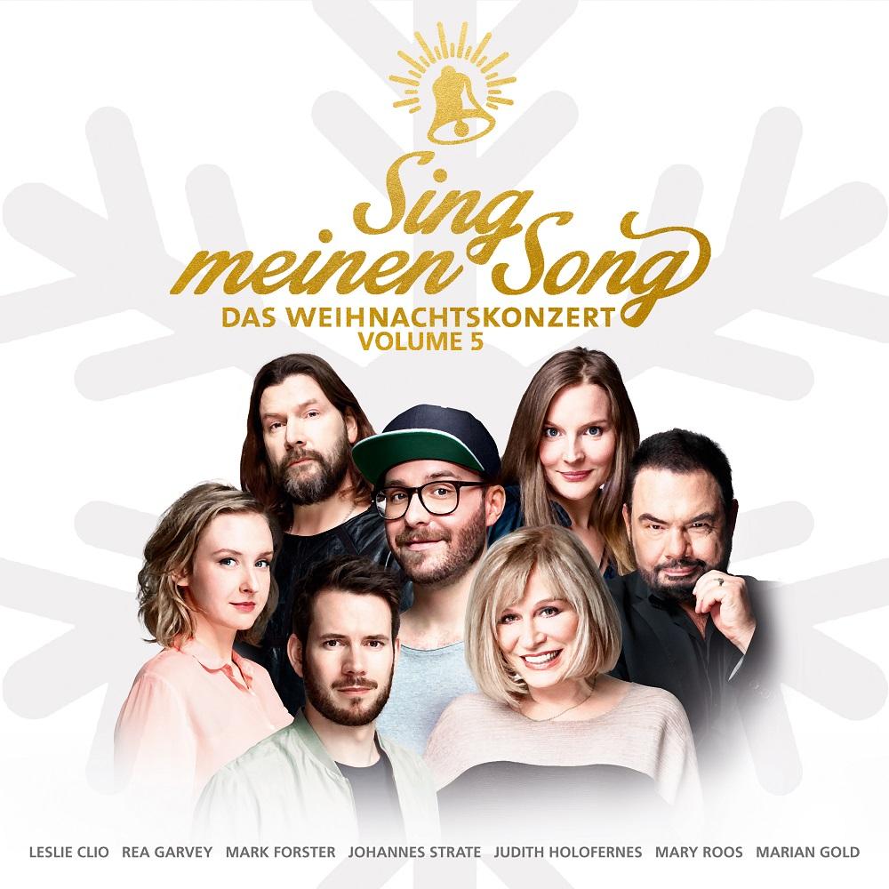 SING MEINEN SONG - DAS WEIHNACHTSKONZERT VOL. 5 (VÖ 27.11.18)