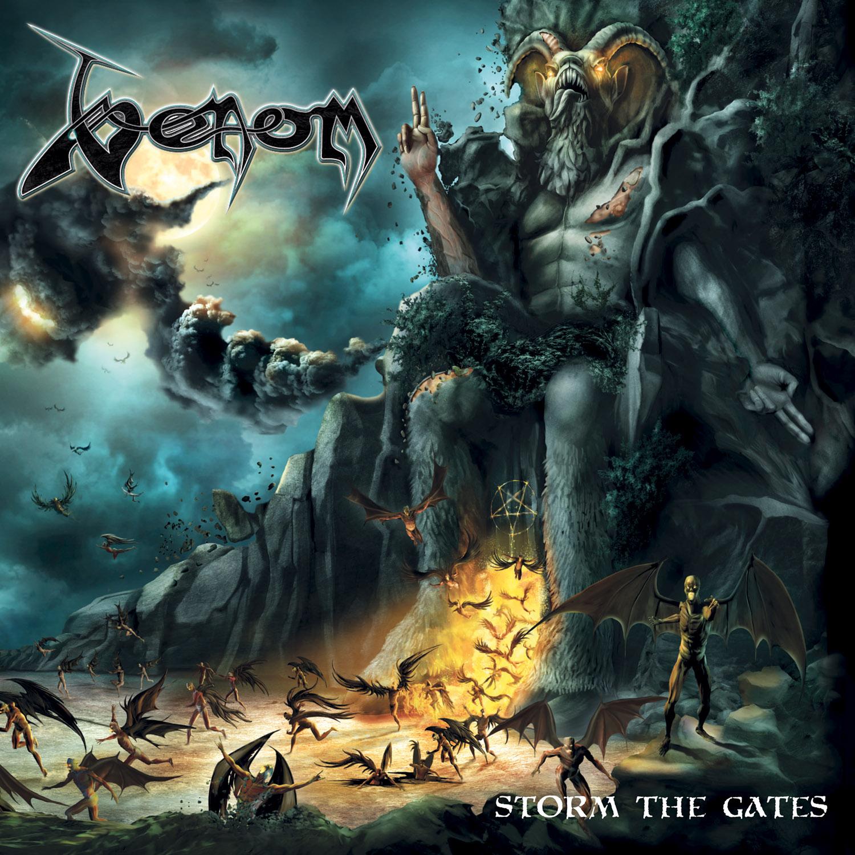 """Venom kündigen neues Album """"Storm the Gates"""" für Dezember 2018 an"""