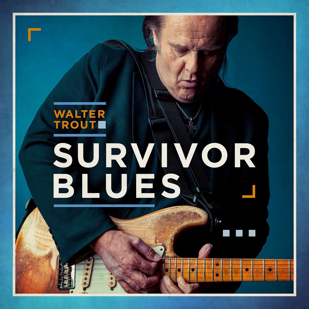"Walter Trout ""Survivor Blues"""