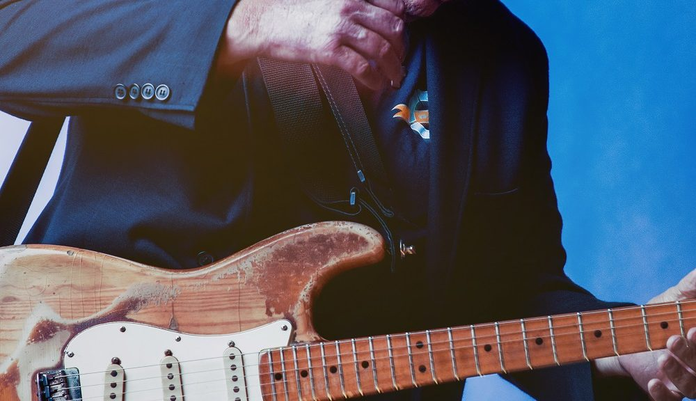 Walter Trout - credit: Austin Hargave