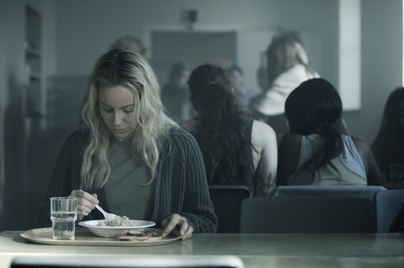 Die Bruecke 4 - Sofia Helin als Saga Noren