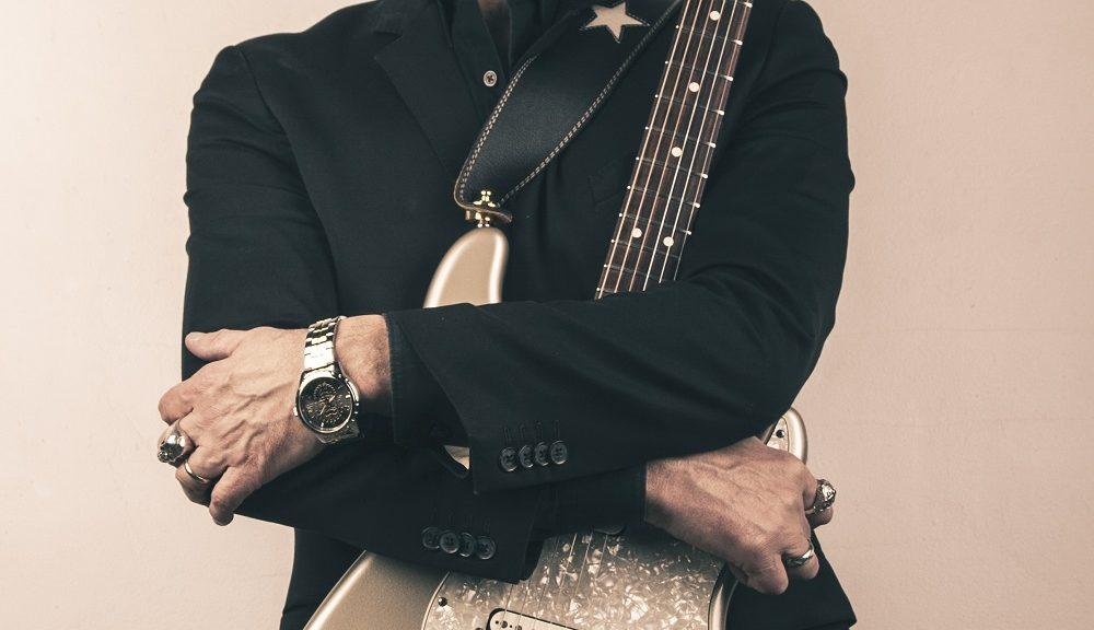 Gary Hoey by David Brow
