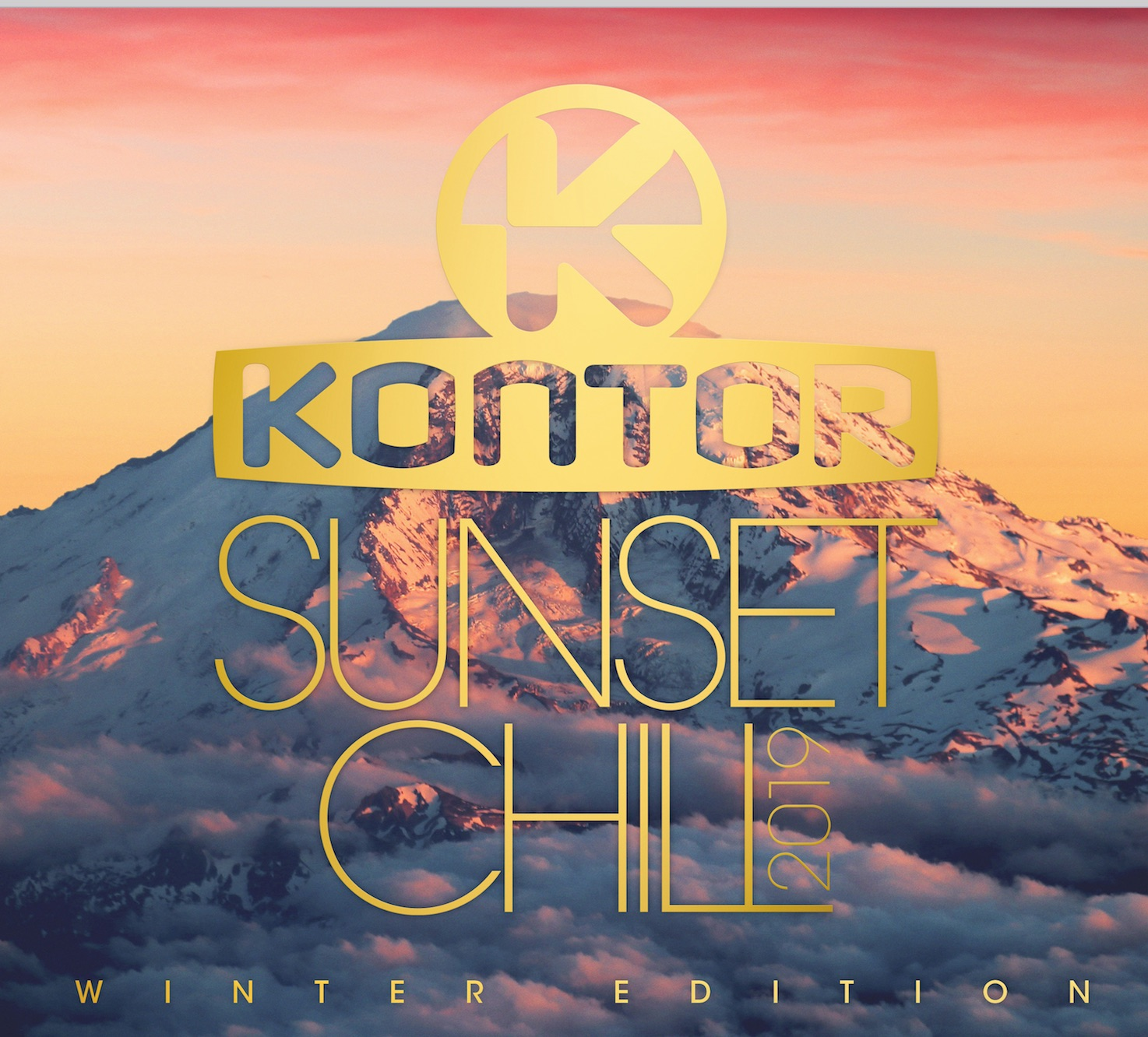 "VARIOUS ARTISTS ""KONTOR SUNSET CHILL 2019 – WINTER EDITION"""