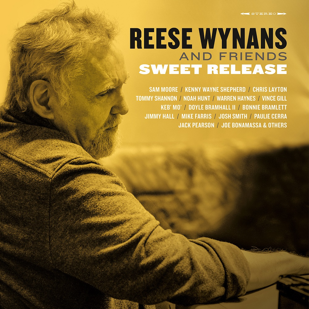 "REESE WYNANS AND FRIENDS Album ""Sweet Release"""