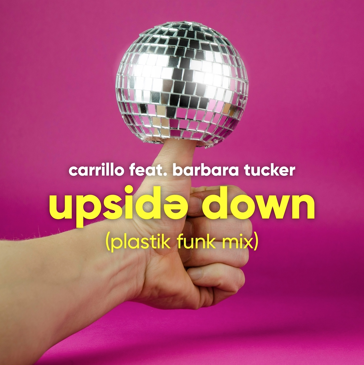 Carrillo feat. Barbara Tucker - Upside Down (Plastik Funk Mix)