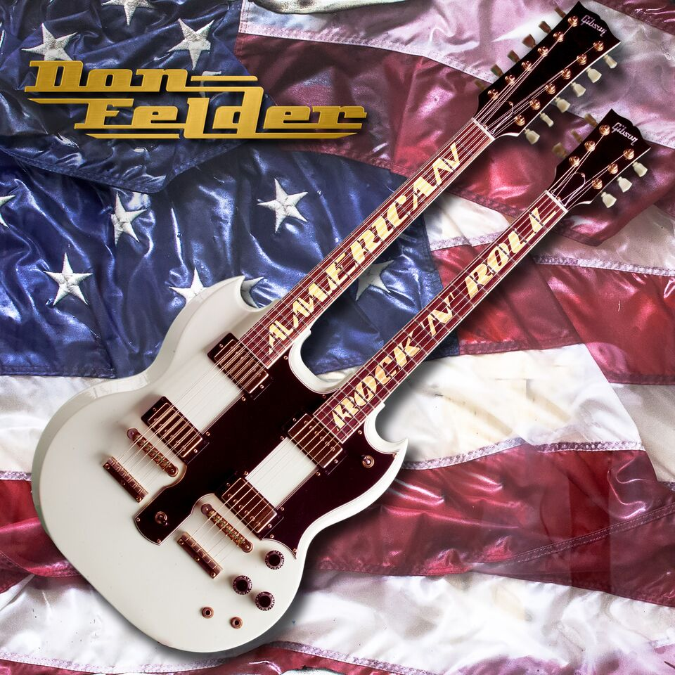 "DON FELDER ""American Rock 'N' Roll"""