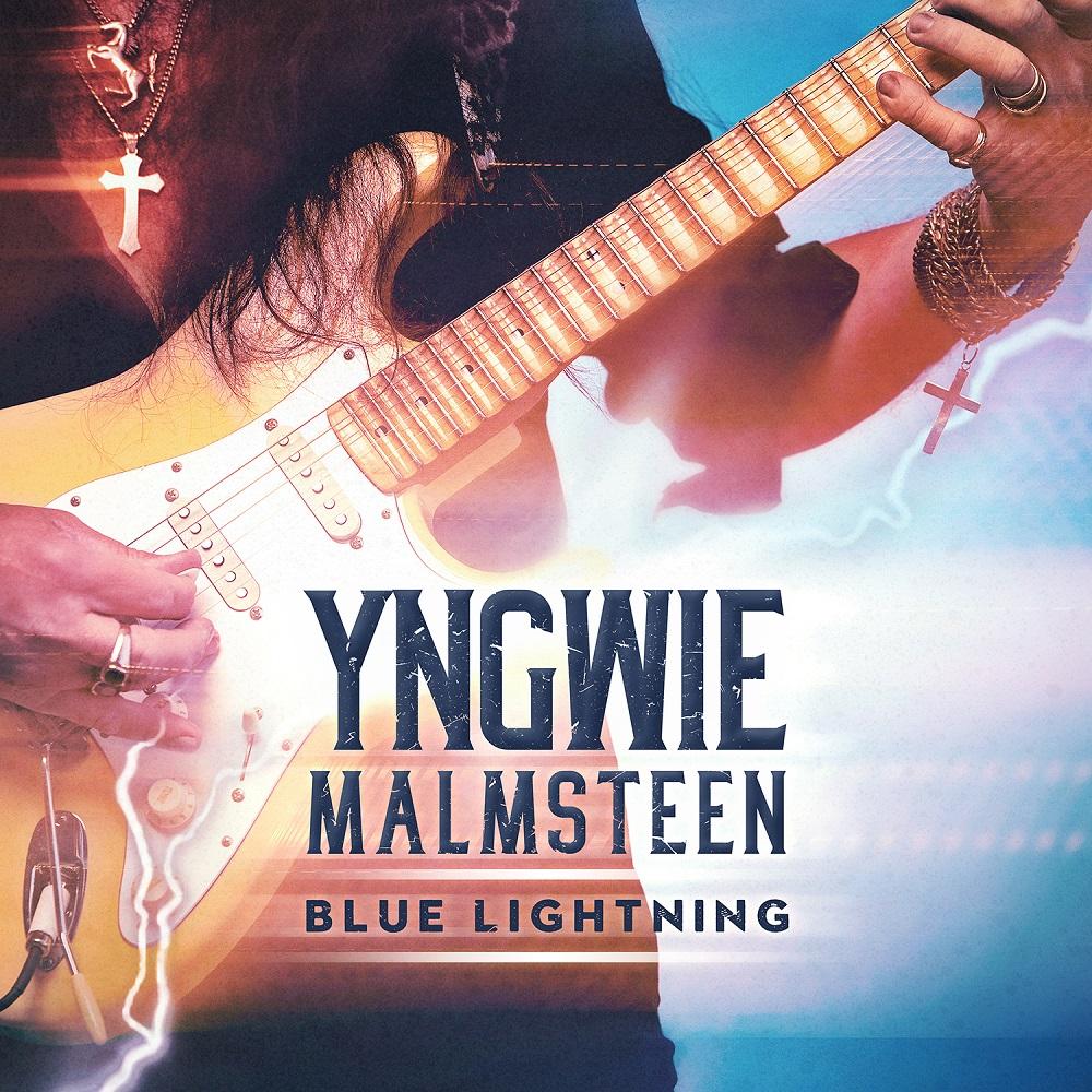 "Yngwie Malmsteen veröffentlicht neues (Cover)Album ""Blue Lightning"" am 29. März!"