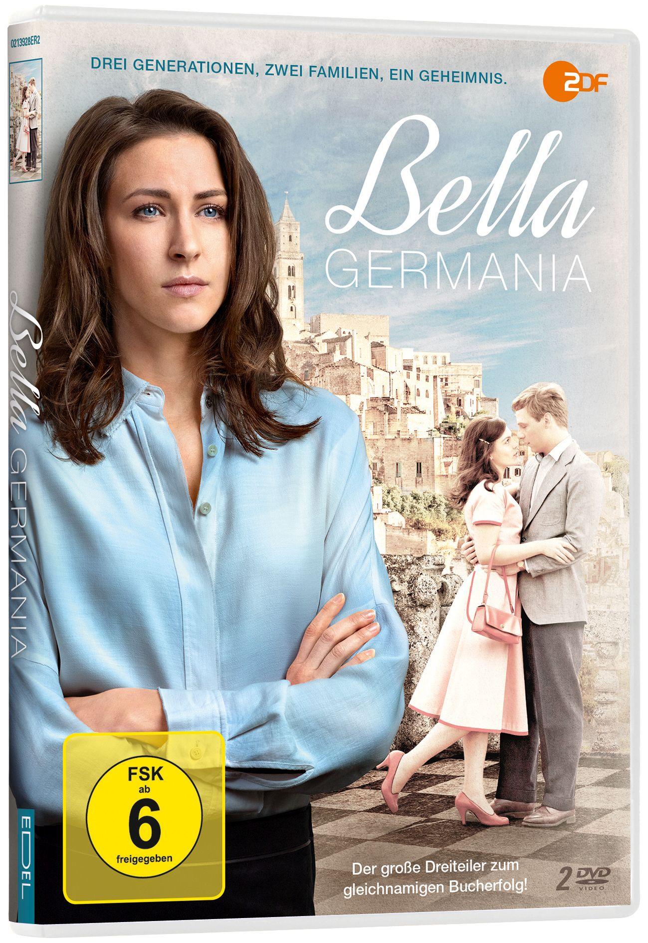 Vom deutschen Wirtschaftswunder bis in die Gegenwart: Bella Germania