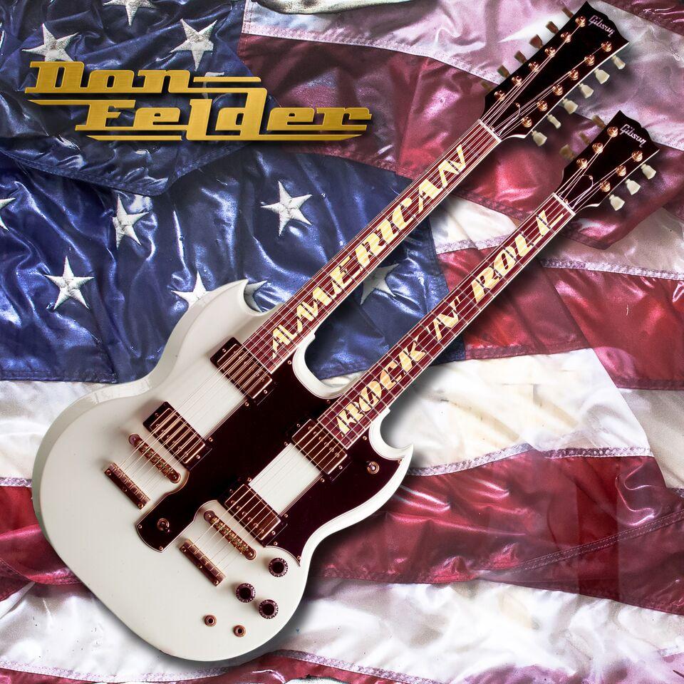 Ex-Eagles Gitarrist DON FELDER kündigt sein neues Soloalbum an!