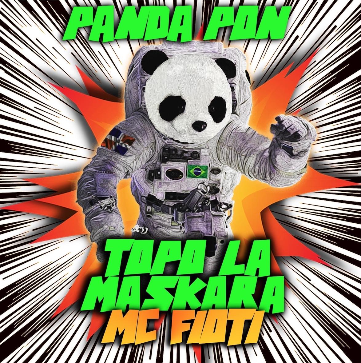 Topo La Maskara & MC Fioti - Panda Pon