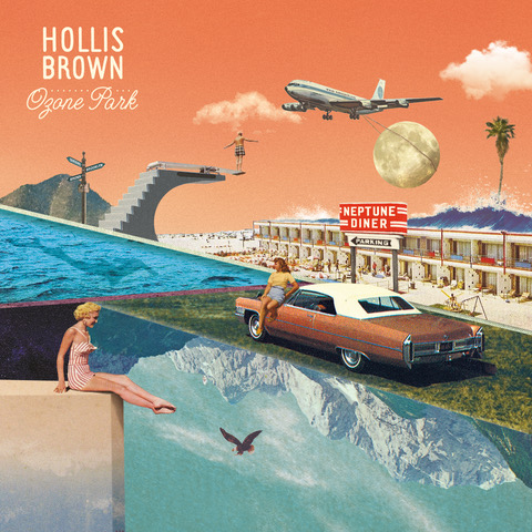 "New Yorker Band Hollis Brown veröffentlicht neues Album ""Ozone Park"" am 07. Juni via Mascot Label Group"