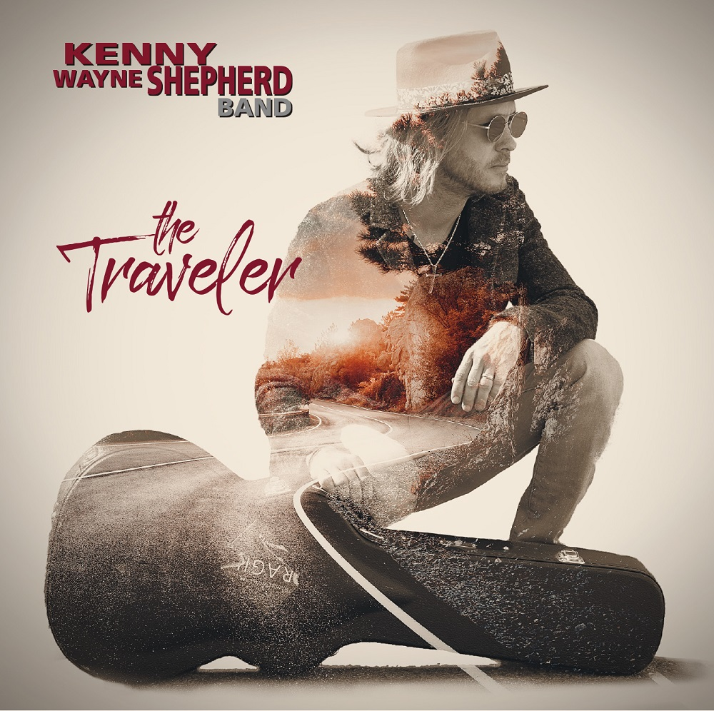 "Kenny Wayne Shepherd – neues Album ""The Traveler"""