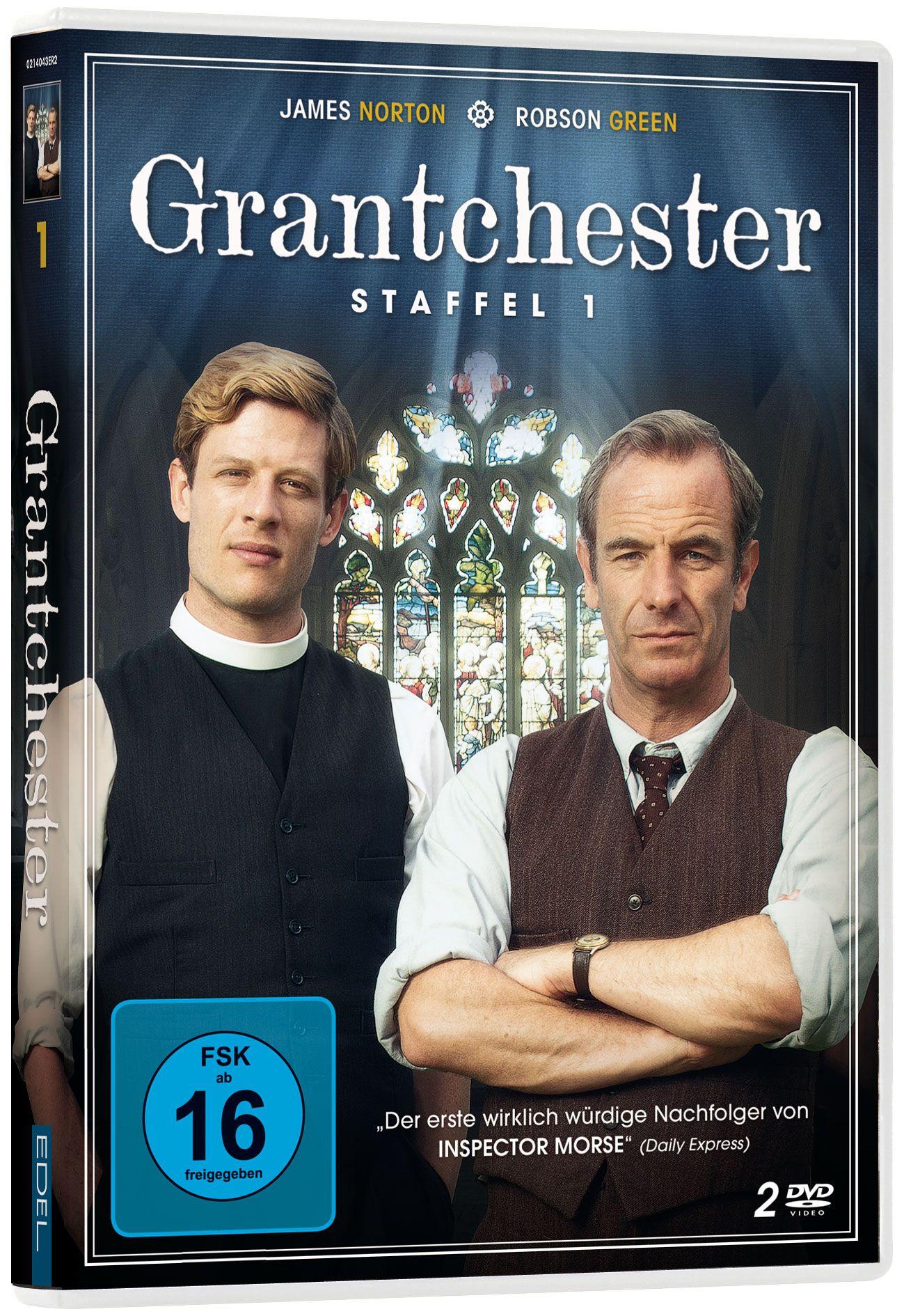 Grantchester - Staffel 1 DVD