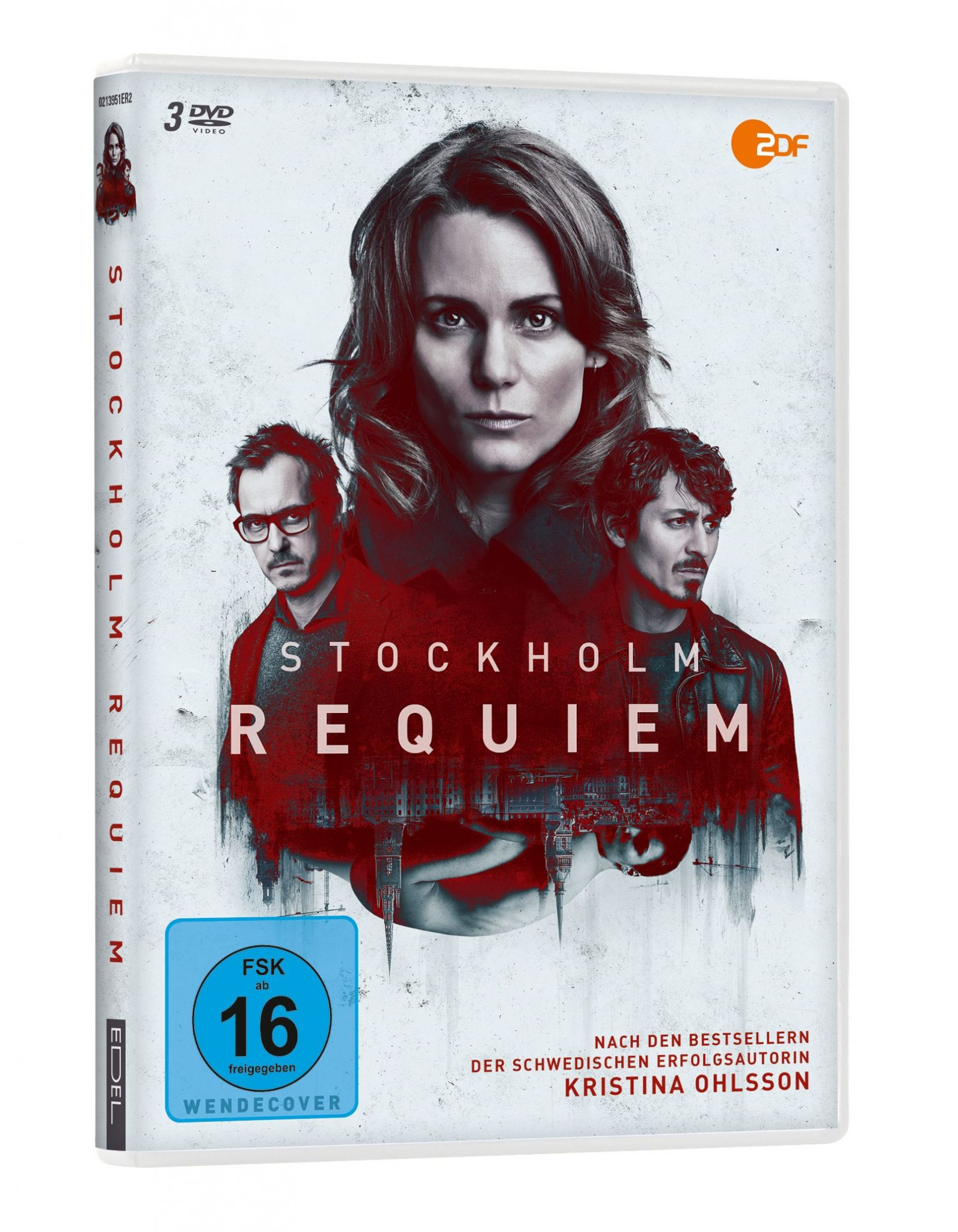 Stockholm Requiem DVD