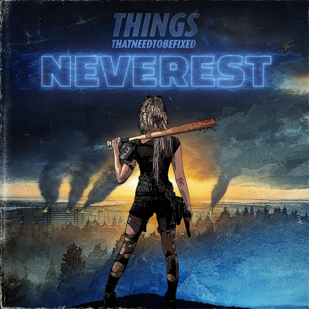 Things That Need To Be Fixed – Album NEVEREST am 28. Juni und Videopremiere zu OCEAN