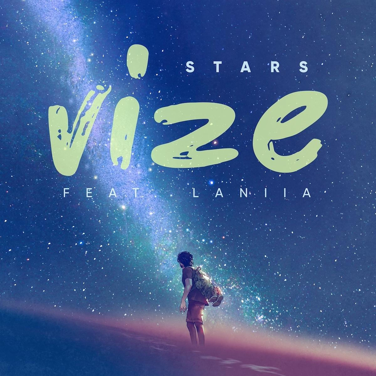 """VIZE """"Stars (feat. Laniia)"""""""