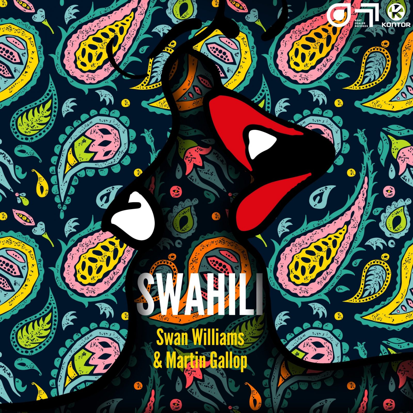 Swan Williams & Martin Gallop - Swahili