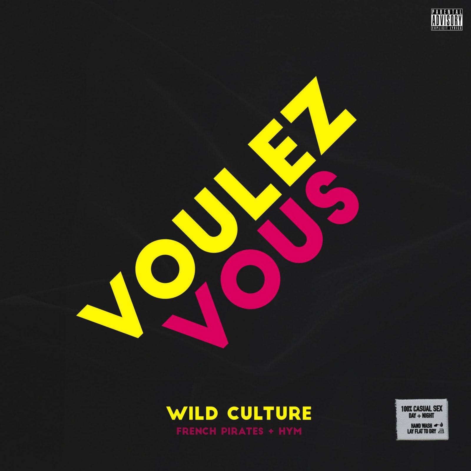 """WILD CULTURE veröffentlichen flirty Gute-Laune-Sommerhit """"VOULEZ VOUS"""""""