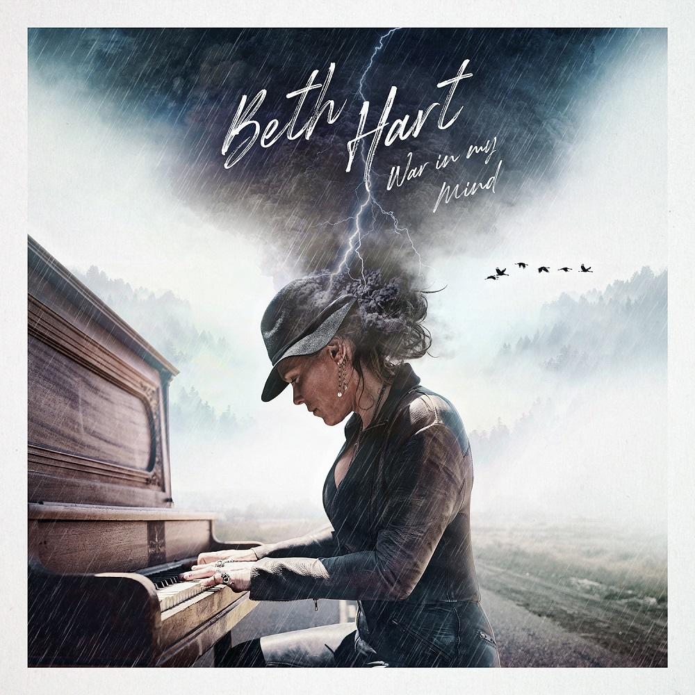 """BETH HART – neues Album """"War in My Mind"""" am 27. September - Lyric Video zum Titeltrack!"""