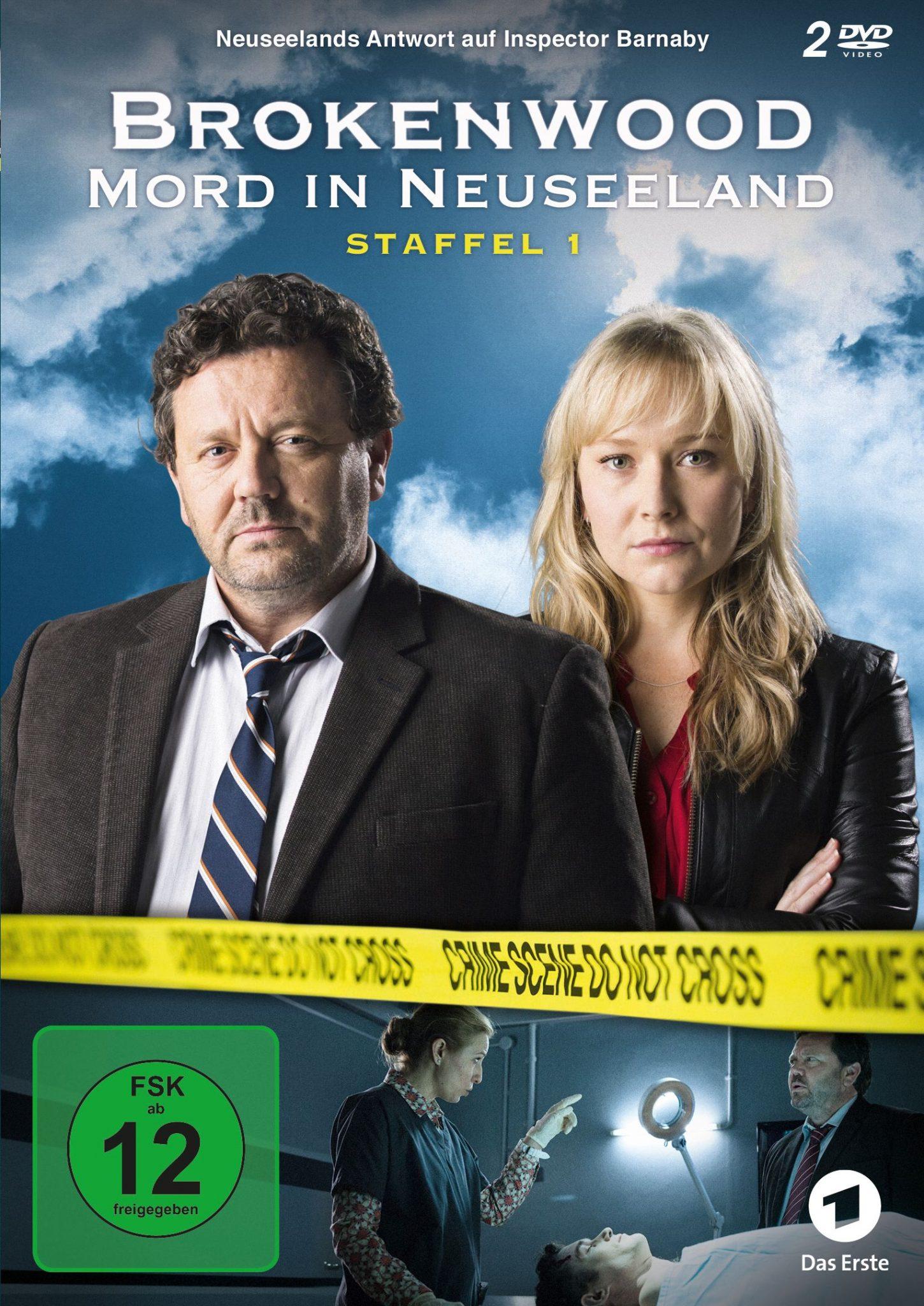 Brokenwood - Mord in Neuseeland DVD Staffel 1