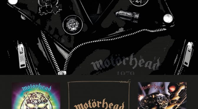 Motörhead Box Set Cover