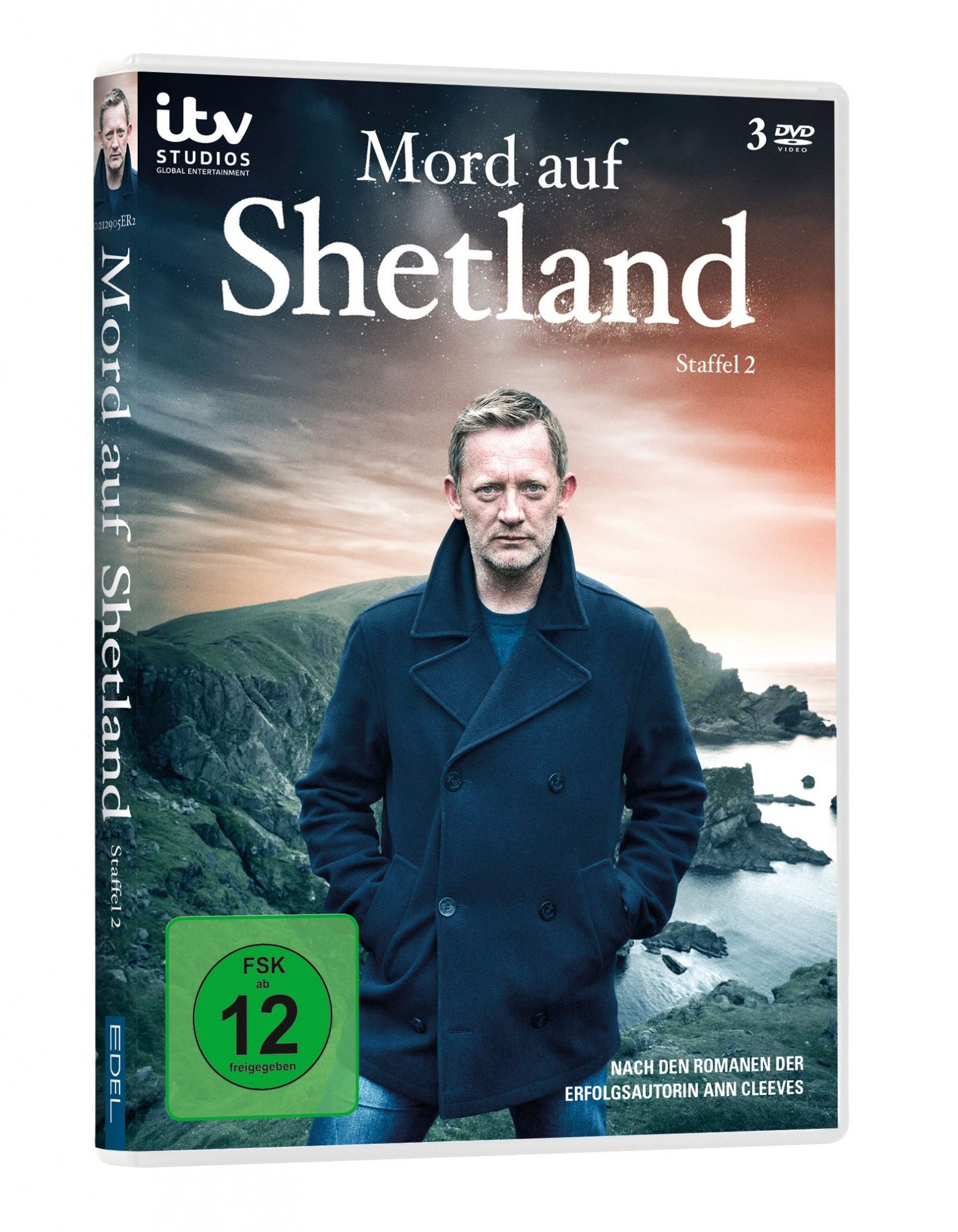 Mord Auf Shetland - Staffel 2 DVD