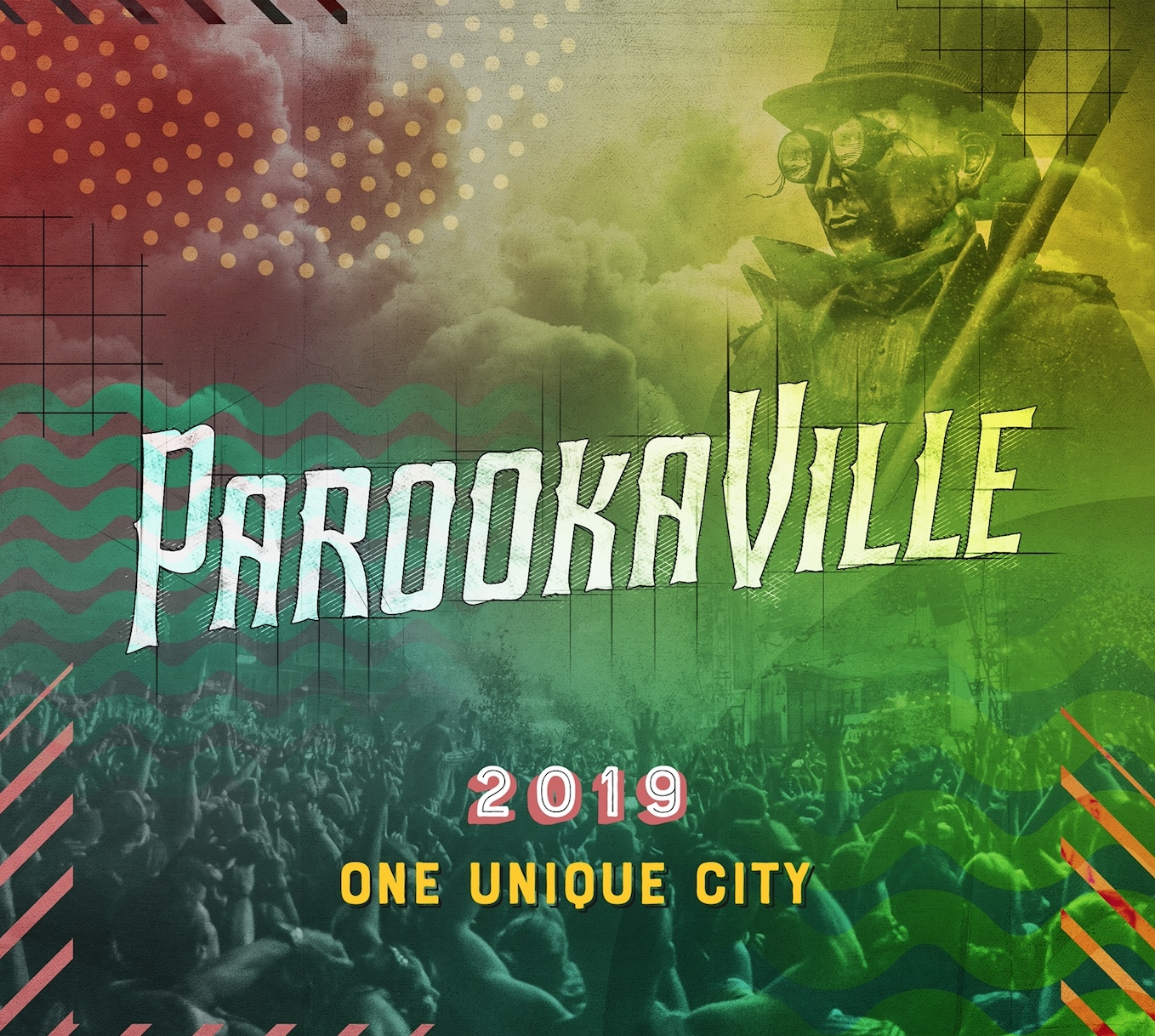 Parookaville 2019 (One Unique City)