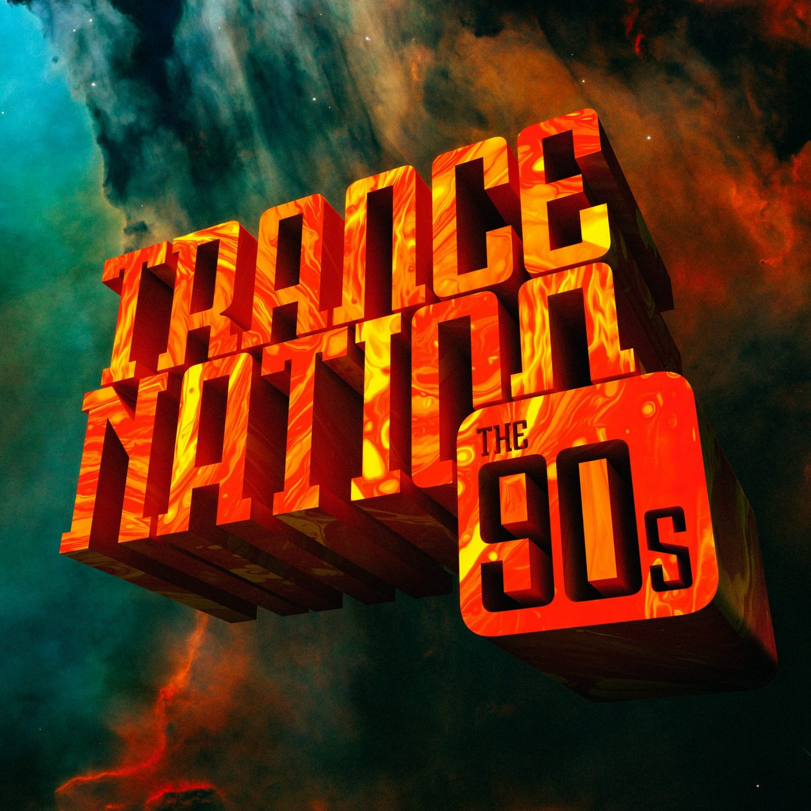 Trance Nation – The 90s