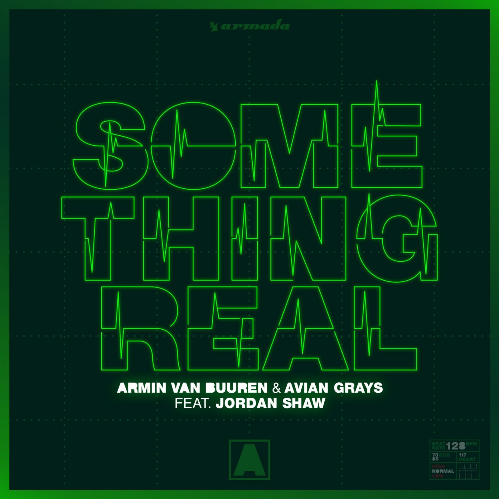 "ARMIN VAN BUUREN & AVIAN GRAYS FEAT. JORDAN SHAW - ""Something Real"""