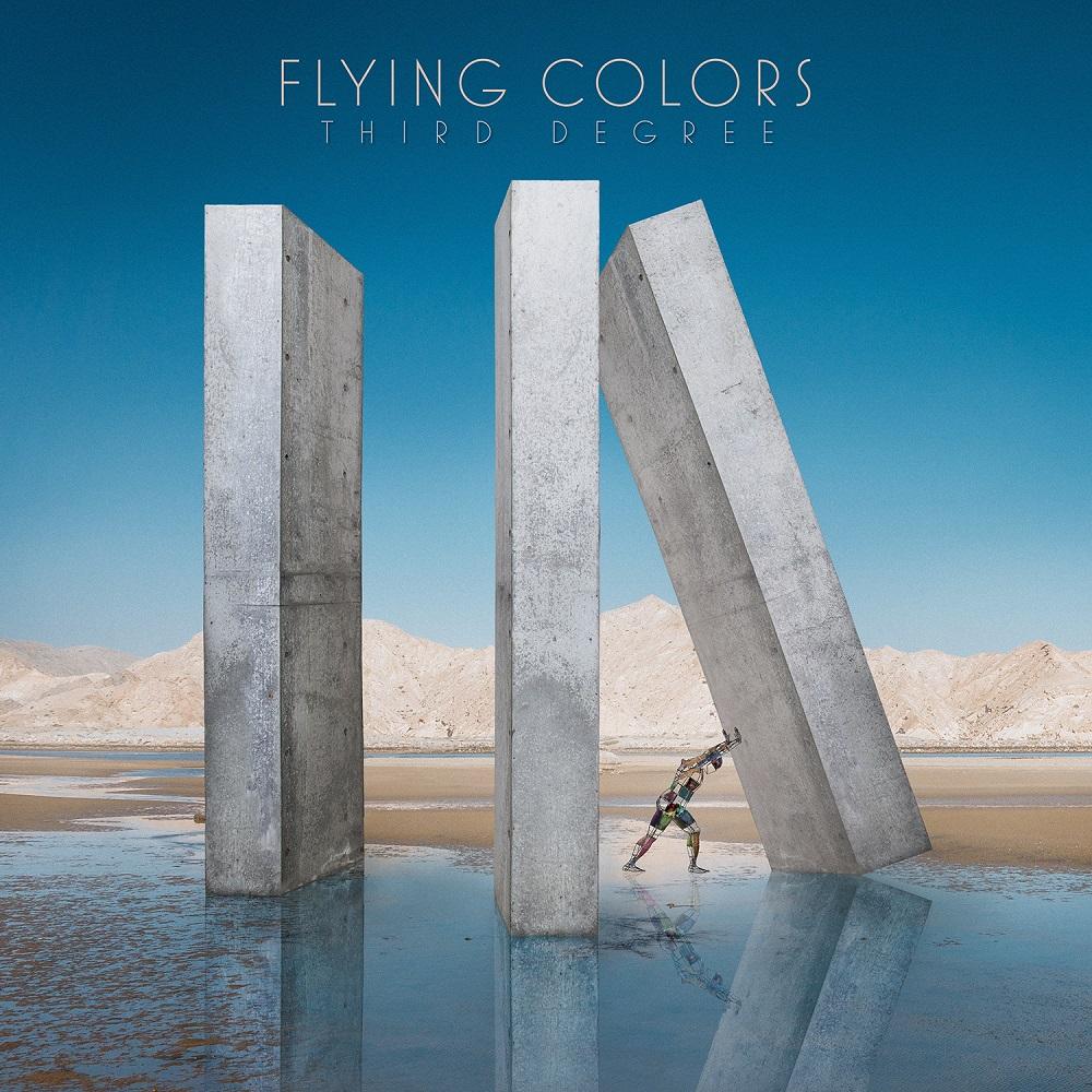 """FLYING COLORS veröffentlichen ihr neues Album """"Third Degree"""" am 04.10.2019!"""