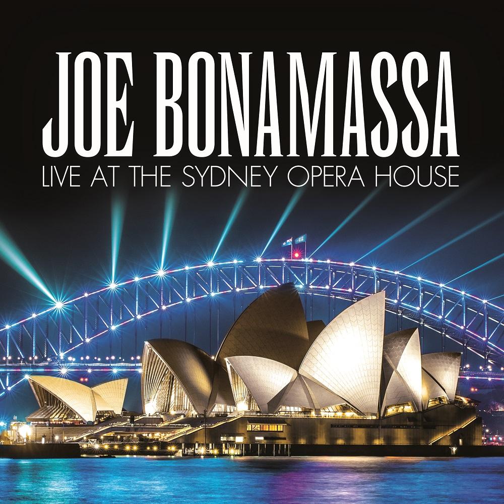 "Joe Bonamassa ""Live at the Sydney Opera House"""