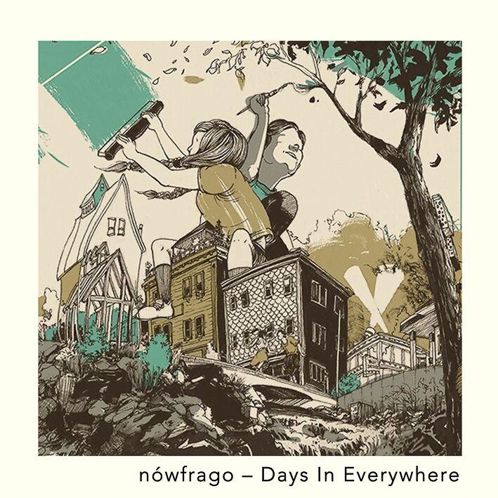 nówfrago neues Album `Now In Common` am 18. Oktober 2019