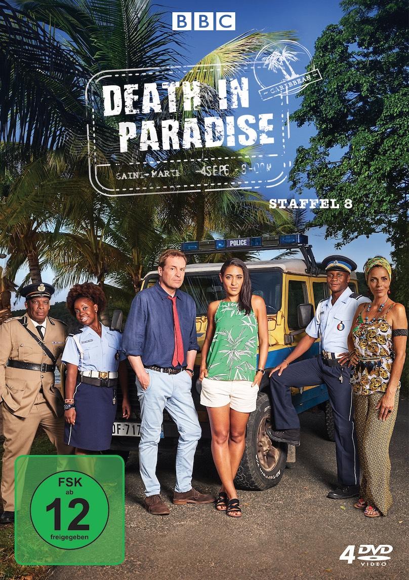 Death in Paradise - Staffel 8 DVD
