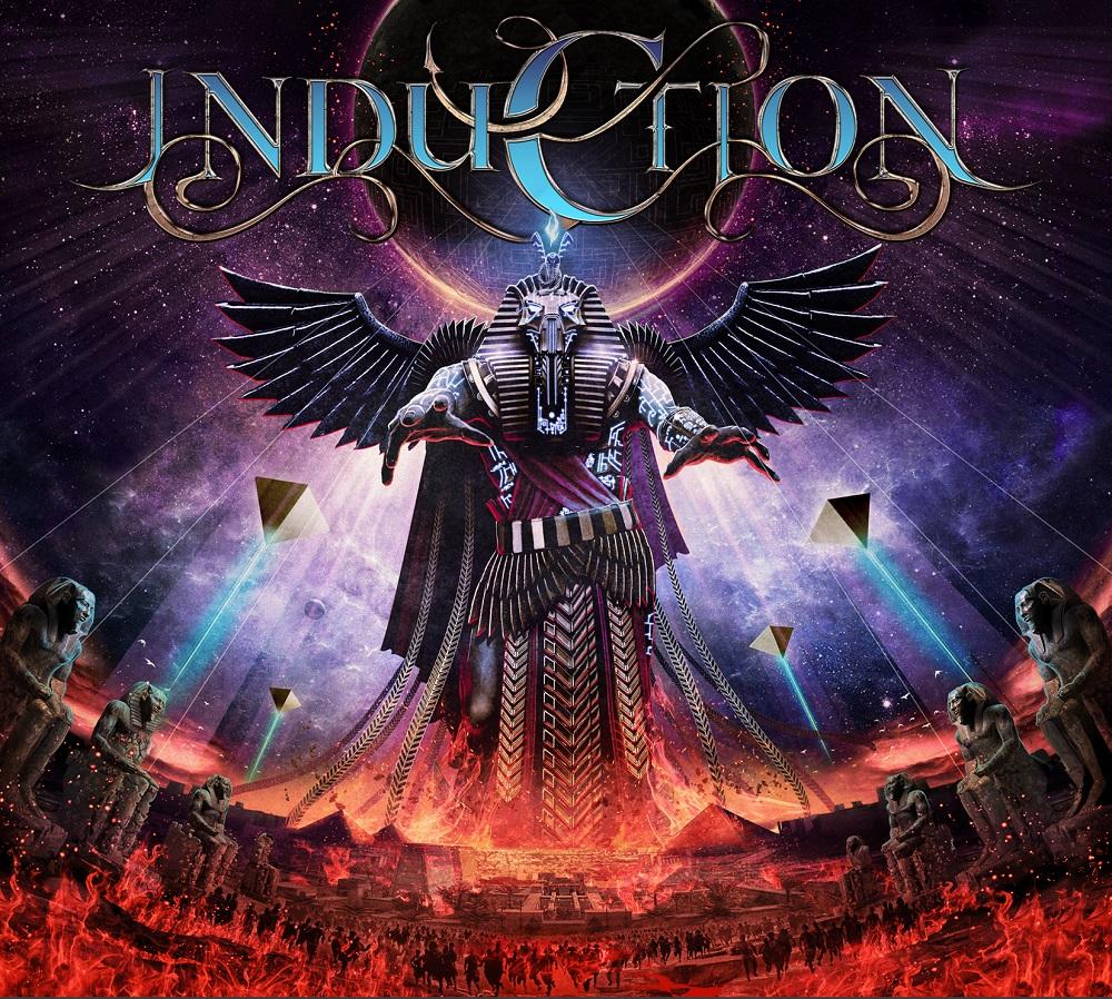 INDUCTION veröffentlichen selbstbetiteltes Debüt Album am 18. Oktober 2019