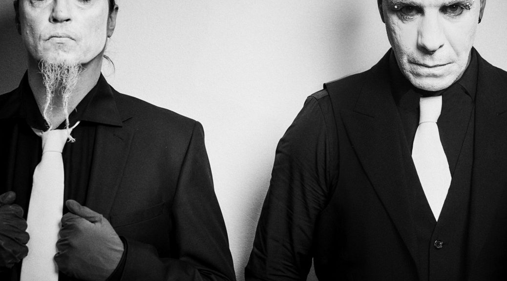 LINDEMANN kündigen ihr zweites Album für den 22.November an.