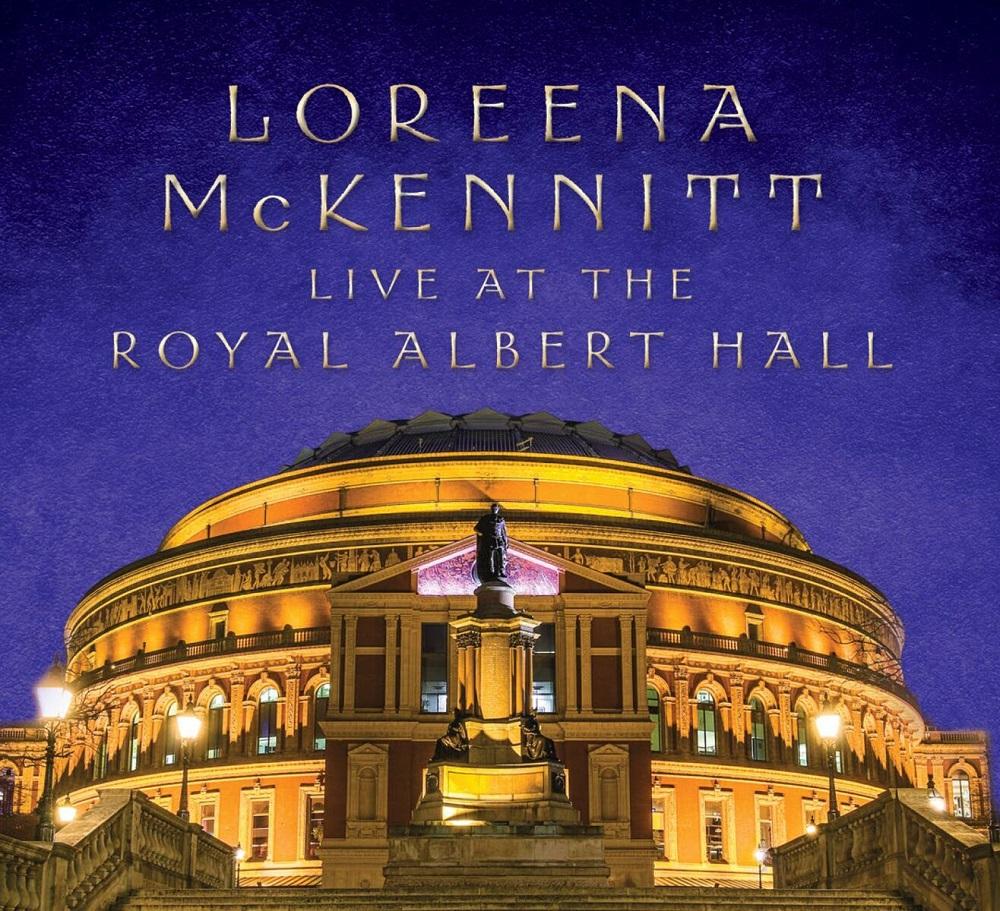 "Loreena McKennitt veröffentlich ""Live at The Royal Albert Hall"" am 1. November 2019"